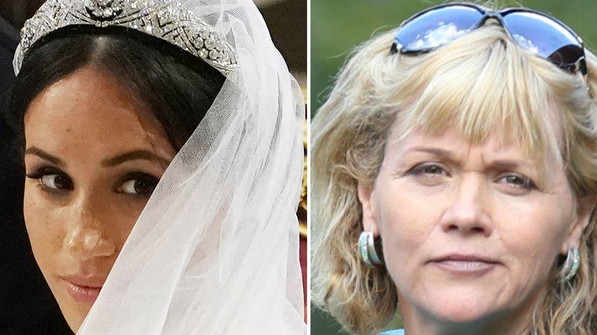 Nach Hochzeit: Meghans Schwester Samantha zeigt Verständnis