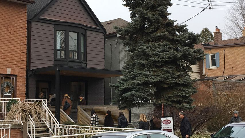 Meghan Markles Haus in Toronto