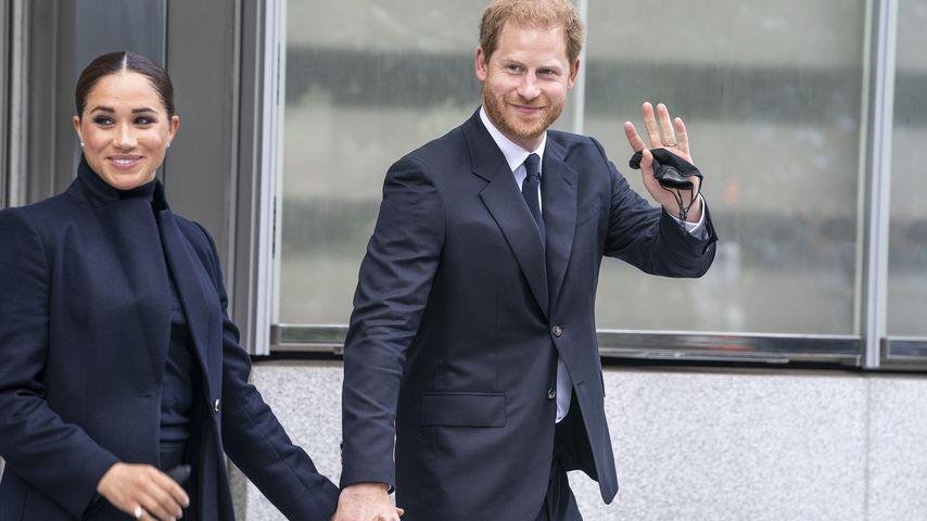 Bestätigt: Harry und Meghan kommen nicht zur Diana-Party