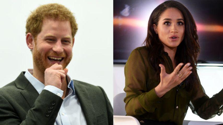 Nach Pippas Verbot: Meghan darf mit Prinz Harry zur Hochzeit