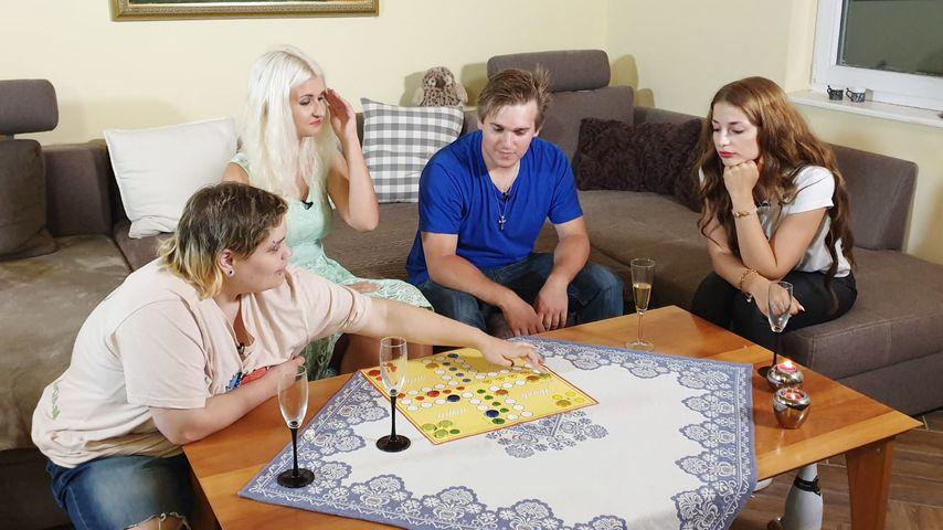 """""""Schwiegertochter gesucht""""-Meik mit Rebecca, Francine und Sarah"""