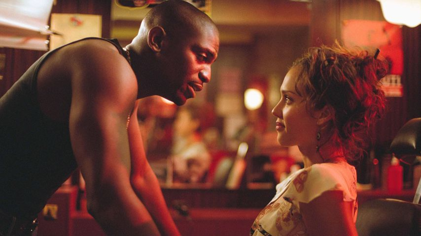 "Mekhi Phifer und Jessica Alba in ""Honey"" (2003)"
