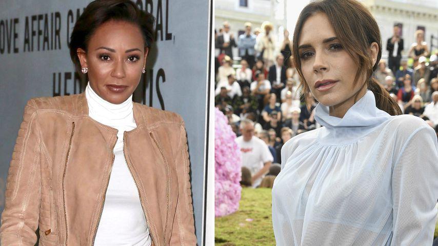 """Wie bitte? Mel B. beleidigt Victoria Beckham als """"Schl*mpe"""""""