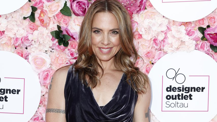 Mel C. beim Late Night Shopping in Soltau