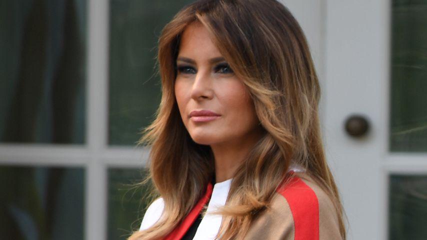 First Lady Melania Trump, November 2018