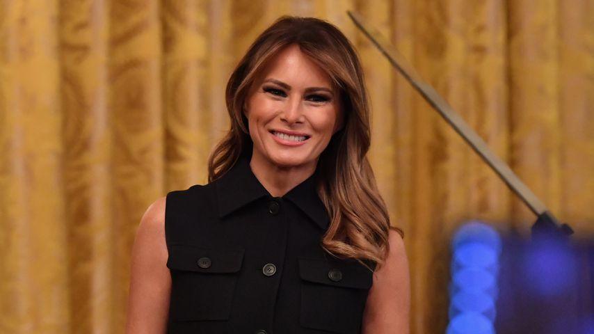 Melania Trump wurde 50: So gratulierten ihr Donald und Co.