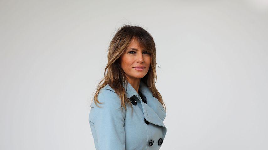 Melania Trump bei der Osterfeier im Weißen Haus