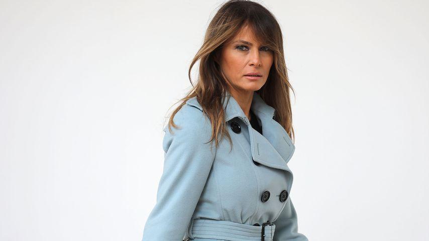 Wieder aufgetaucht: Erstes Pic seit Wochen von Melania Trump