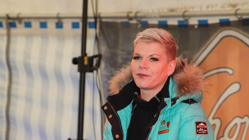 Melanie Müller im Oktober 2019
