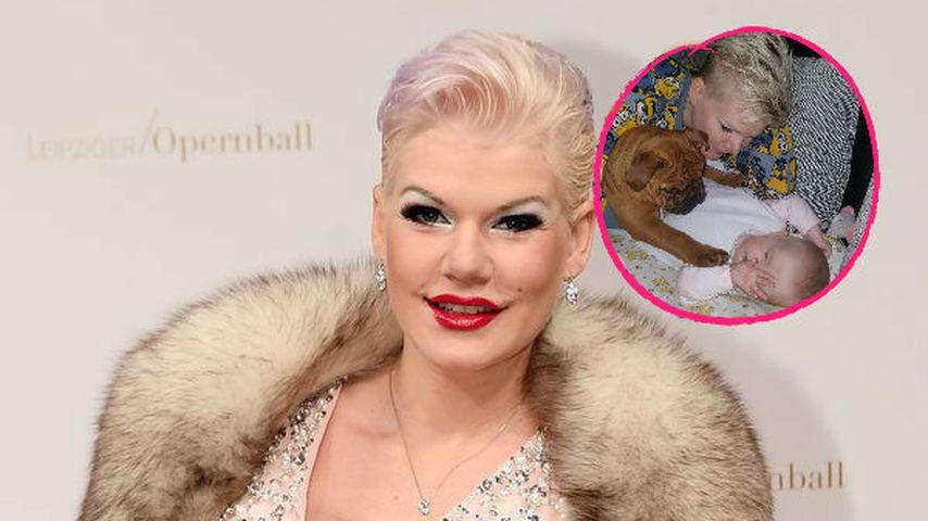 Mia Rose vs. Hund: Süßes Pic bringt Mellis Fans in Rage