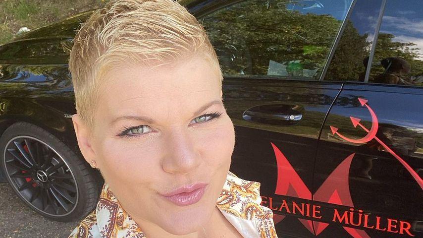 Melanie Müller im September 2020