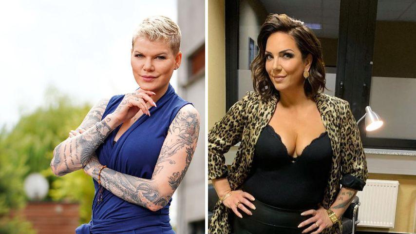Collage: Melanie Müller und Danni Büchner, TV-Dauergäste