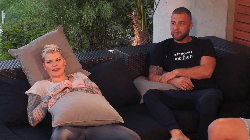 "Melanie und Filip bei ""Like Me – I'm Famous"""