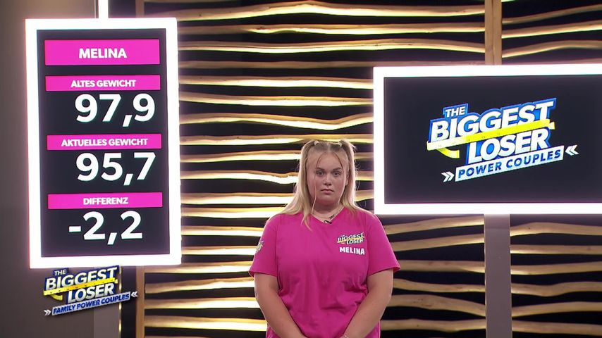 """Melina bei """"The Biggest Loser"""""""