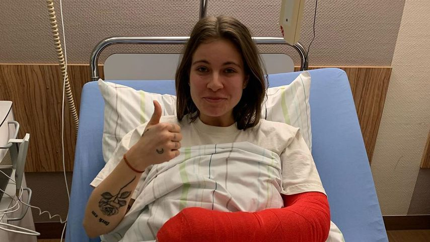 Melina Sophie ist wegen einer Blutvergiftung im Krankenhaus!