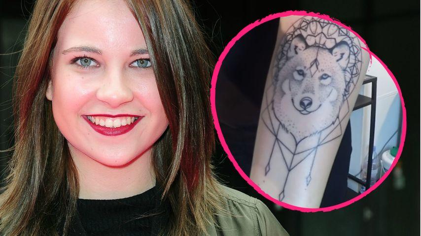 Ganz schön mutig: DAS ist Melina Sophies neues Tattoo