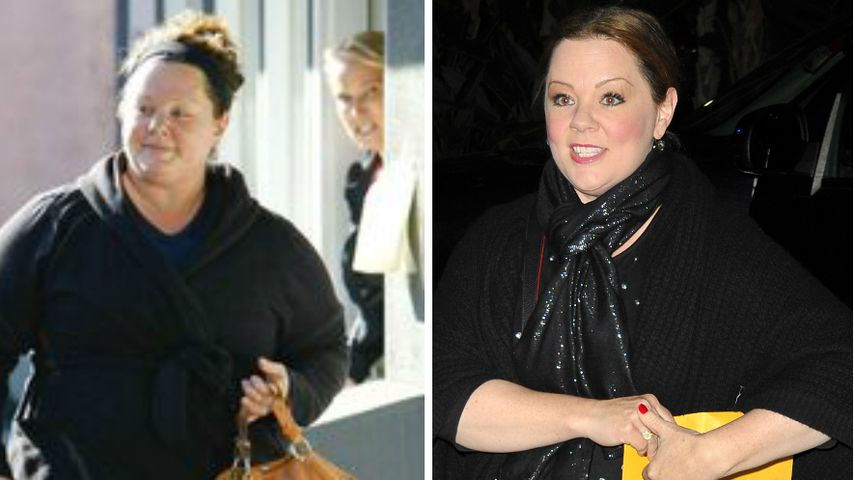 Im Abnehm-Rausch? Melissa McCarthy wird immer schlanker!