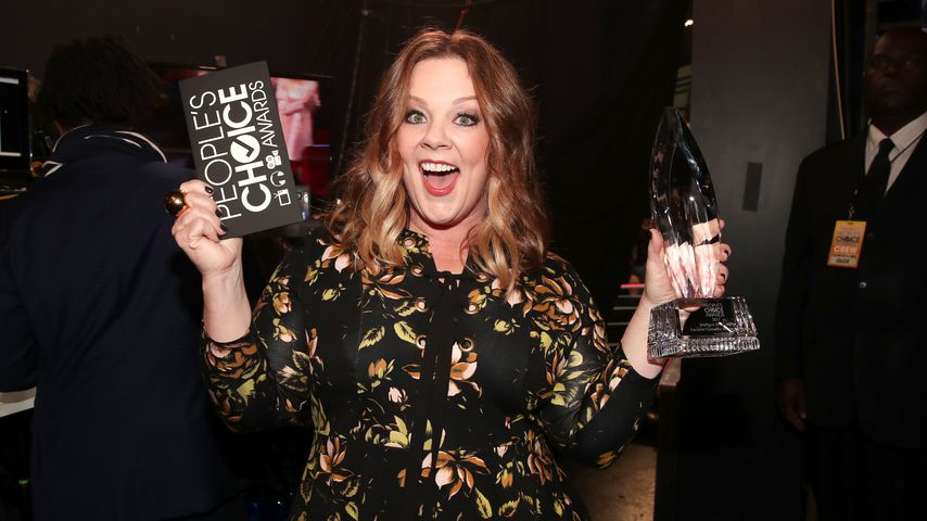 Melissa McCarthy bei den People's Choice Awards 2017