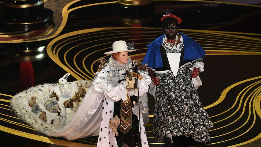 Melissa McCarthy und Brian Tyree Henry bei den Oscars 2019