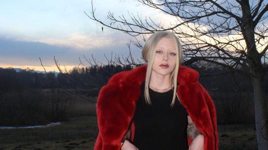 """Germany's next Topmodel""-Kandidatin Melissa"
