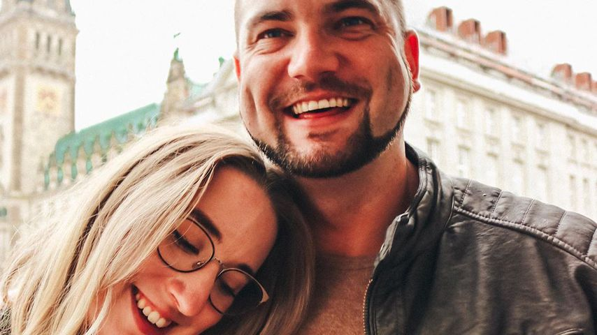 Melissa und Philipp in Hamburg, Dezember 2019