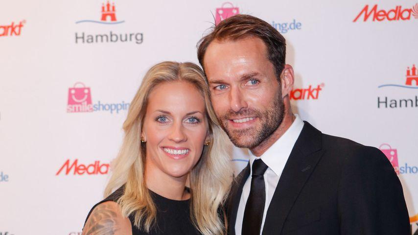 Melissa & Sven Hannawald: Haben sie kirchlich geheiratet?