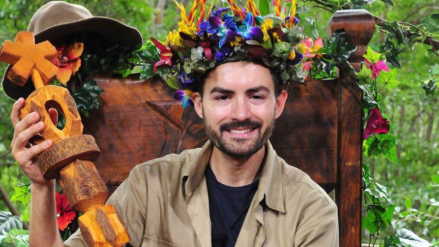 1. Bewerbung: Dschungelkönig Menderes bald bei Let's Dance?