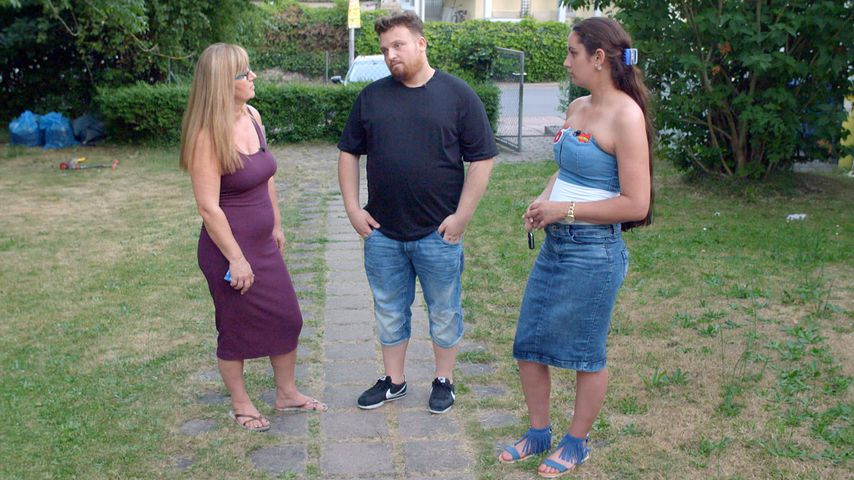 """2. Folge """"Echt Familie"""": So geht's mit Menowin weiter!"""
