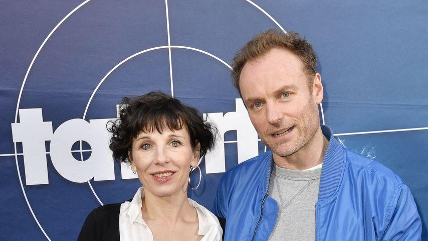 """""""Tatort""""-Stars Meret Becker und Mark Waschke"""
