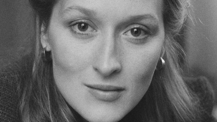 Meryl Streep am 1. Februar 1980 in Großbritannien