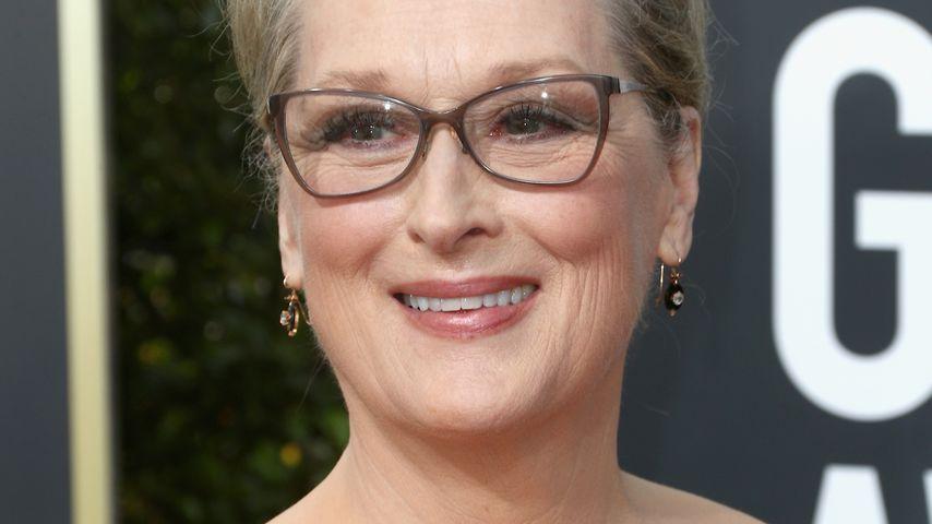 Meryl Streep, Golden Globes 2018