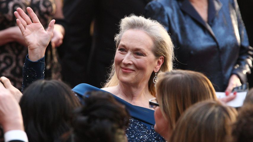 Meryl Streep bei der 89. Oscarverleihung