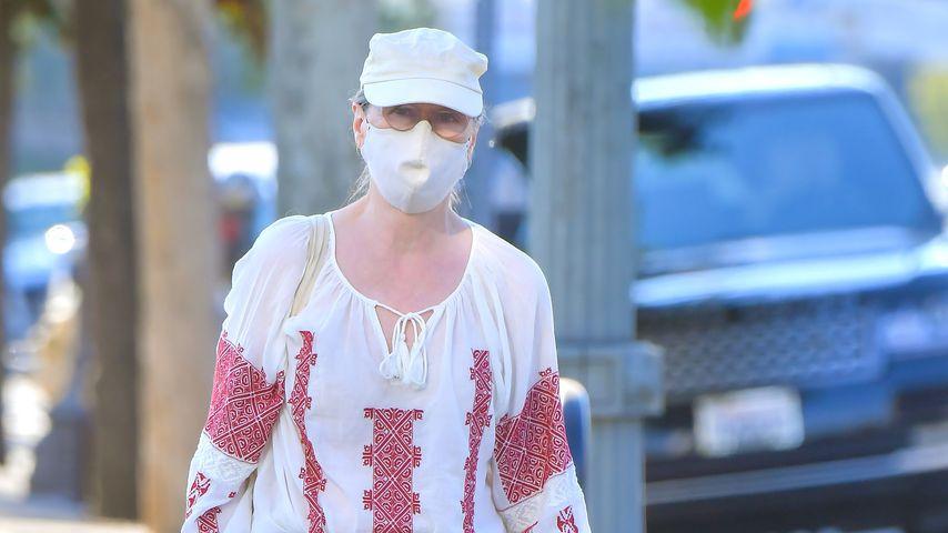 Meryl Streep im August 2020 in Santa Monica