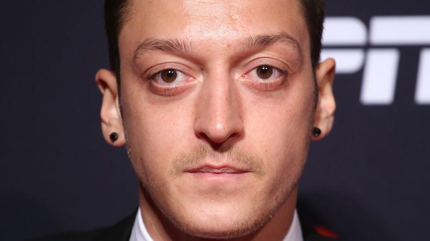 "Mesut Özil beim ""The BT Sports Awards 2016"""