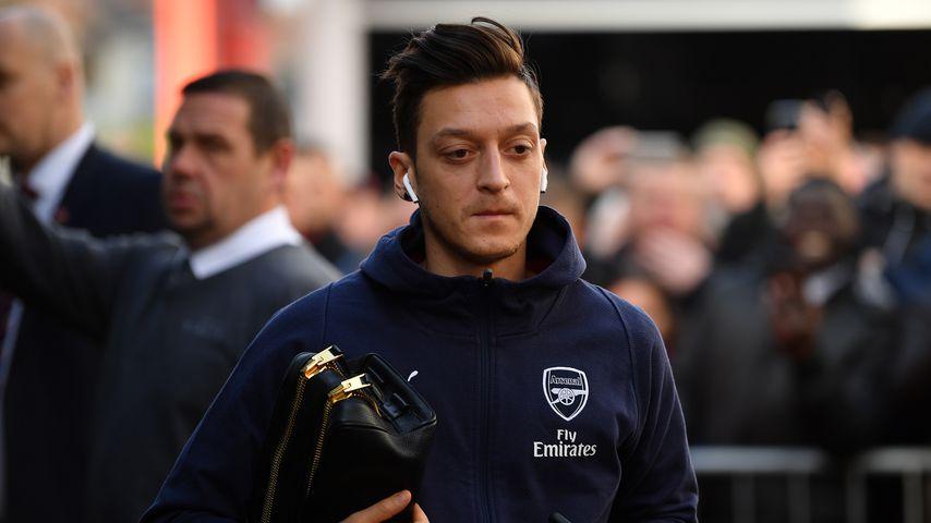 Zwei Jahre nach Überfall: Mesut Özils Angreifer verurteilt