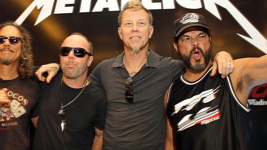 Neues Metallica-Album kostenlos in Müslipackung?