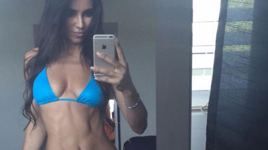 """Hot! Jetzt zeigt sich """"deutsche Kim Kardashian"""" im Bikini"""