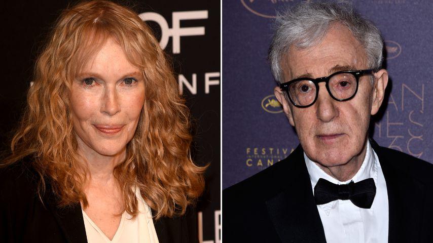 """""""Ich habe Angst vor ihm"""": Mia Farrow über Ex Woody Allen"""
