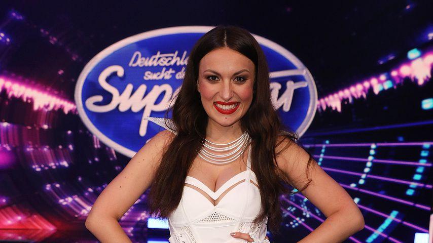 DSDS-Kandidatin Mia Gucek in der zweiten Liveshow