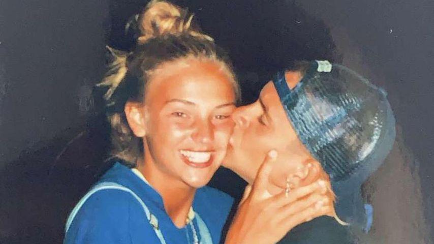 Mia Regan und Romeo Beckham