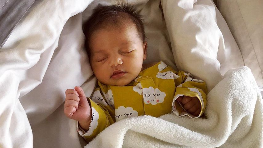 Mia Rose, Tochter von Sarah und Dominic Harrison