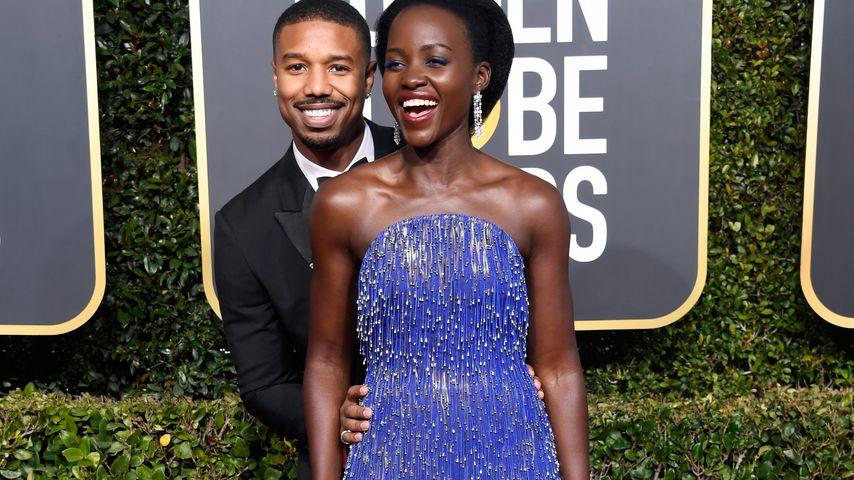 Flirty: Was geht bei Michael B. Jordan & Lupita Nyong'o?
