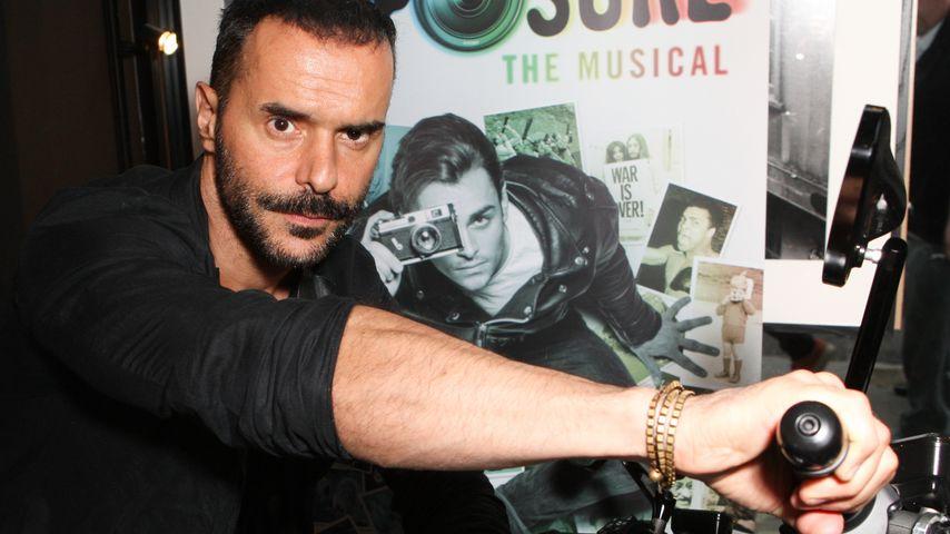 Michael Greco, britischer TV-Star