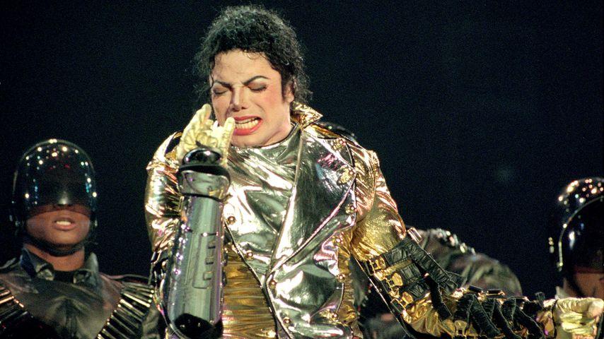 Michael Jackson im November 1996
