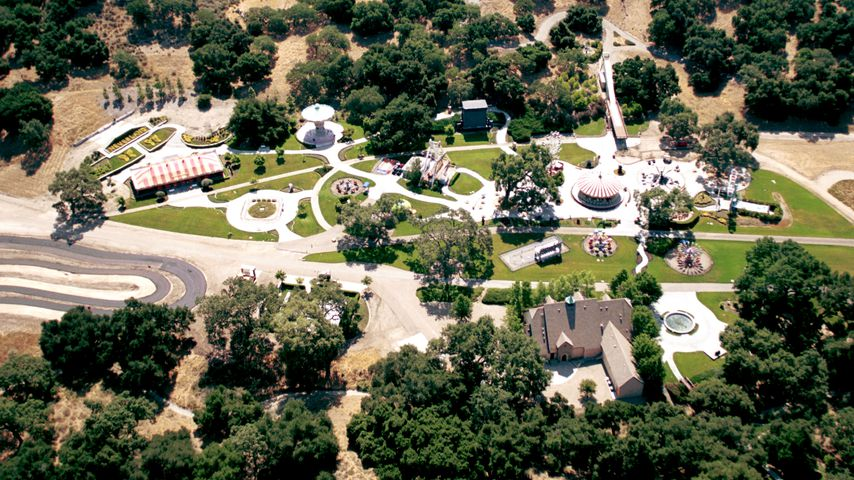 Michael Jacksons Neverland-Ranch
