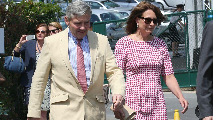 Wegen Prinzessin Charlotte: Ehe-Krach bei den Middletons?