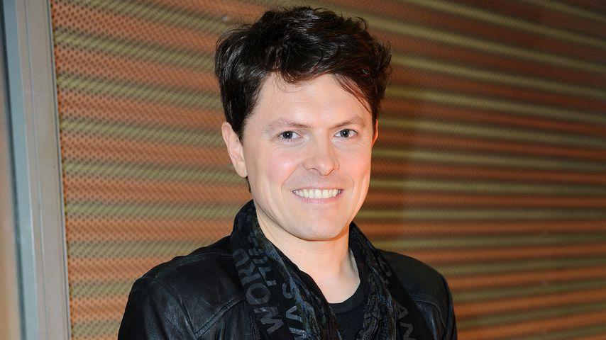 Michael Patrick Kelly beim RTL-Spendenmarathon