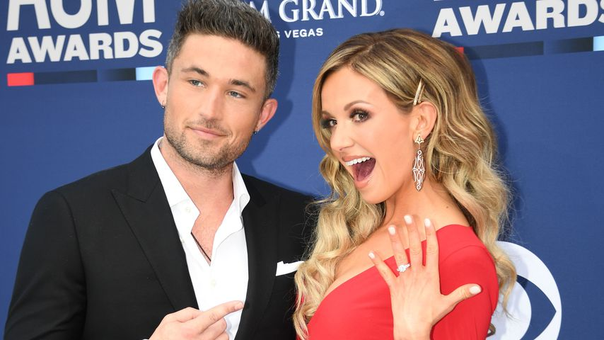 Michael Ray und Carly Pearce bei den Academy of Country Music Awards 2019