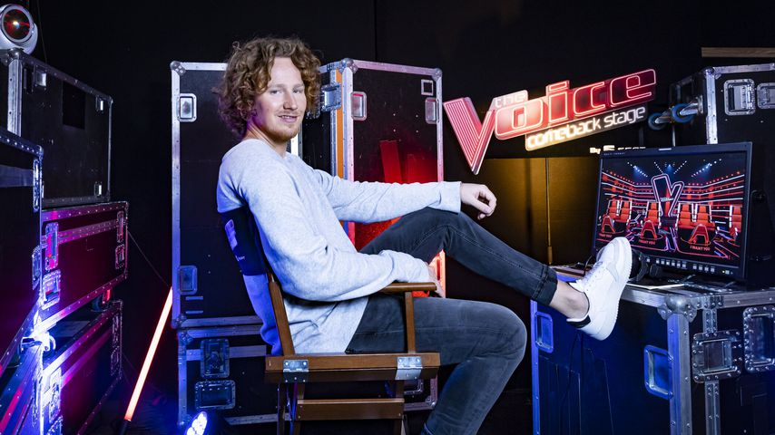 "Michael Schulte als Coach der Comeback Stage bei ""The Voice of Germany"""