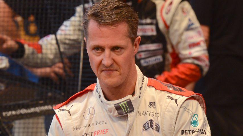 Ferrari-Boss: Mick Schumacher ist Papa Michael total ähnlich